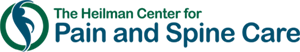 Heilman Center for Pain and Spine Care Retina Logo