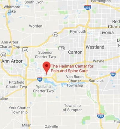 Heilman Center for Pain and Spine Care, Ypsilanti, MI