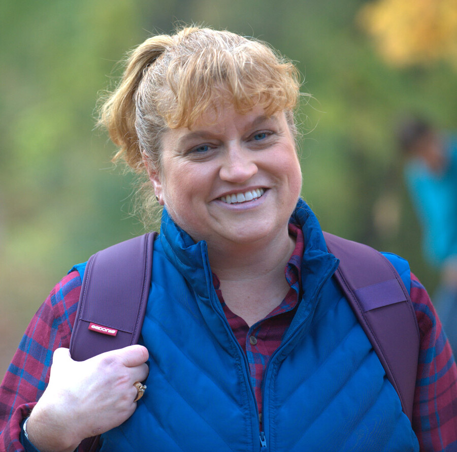 Shana from Bancroft, MI is now happier after having her back pain alleviated