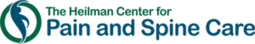 Heilman Center for Pain and Spine Care Logo